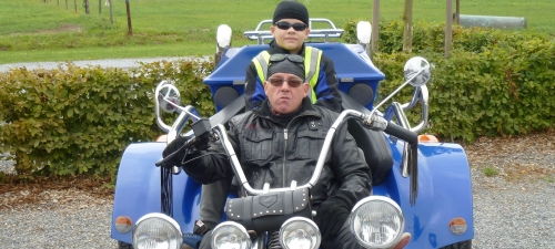 Rubicon motorrit 2013