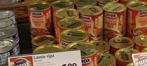 Ronde Tafel Roermond in actie voor de Voedselbank