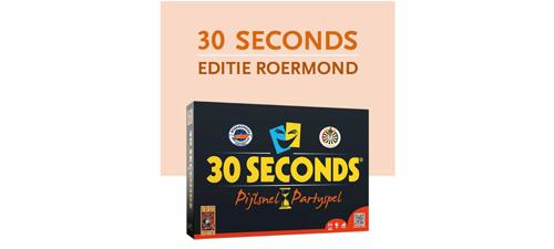 30 seconds Roermond editie Ronde Tafel Roermond