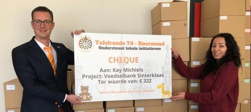 Donatie Kay Michiels